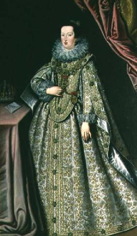 Eleanor Gonzaga (1598-1655), wife of Ferdinand II (1578-1637) Holy Roman Emperor