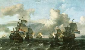 The Dutch Fleet of the India Company