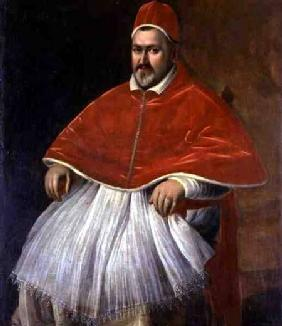 Portrait of Pope Paul V (1552-1621)