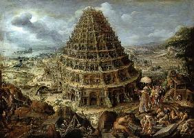 The tower making to Babel