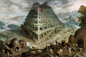 The Building of the Tower of Babel