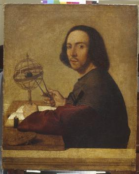 Portrait of the Astronomer