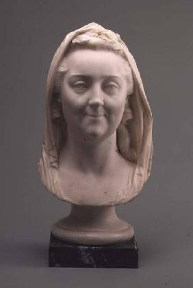Portrait Bust of Catherine II (the Great) (1729-96)