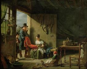The Pedlar, 1812 (oil on canvas)