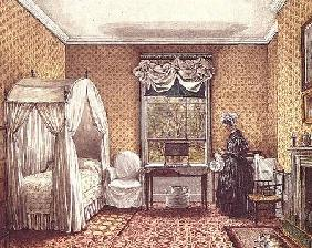 Bedroom at Langton Hall