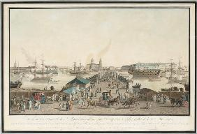St. Petersburg's first anniversary celebration (the city's centenary) on May 1803