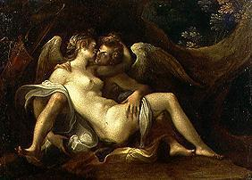 Cupido and psyche