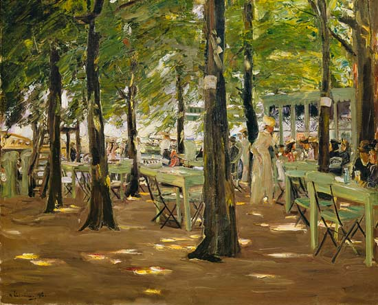 Max Liebermann - restaurant