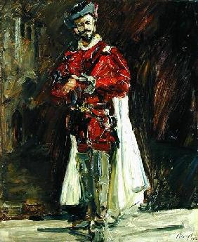 Francisco D'Andrade (1856-1921) as Don Giovanni