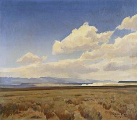 Landschaft in Wyoming (Winds of Wyoming)