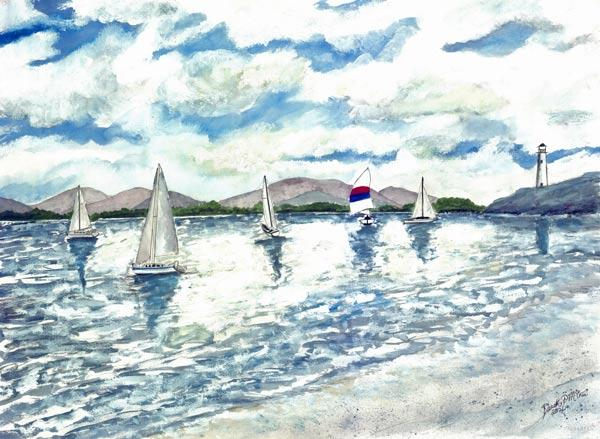 Mccrea d sailboats
