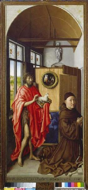 Johannes of the Täufer and the Franciscans' Heinrich Werle