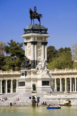 Madrid - Alfonso XII