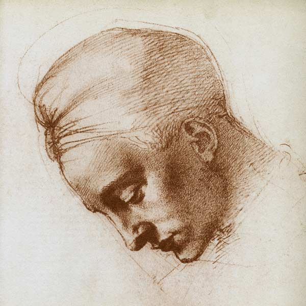 a discussion of michelangelos paintings and sculptures In his contribution to varchi's discussion of the paragone, michelangelo argued  that painting was only good insofar as it imitated the three-dimensional qualities.