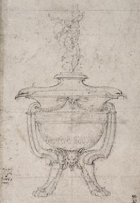 W.66 Decorative urn