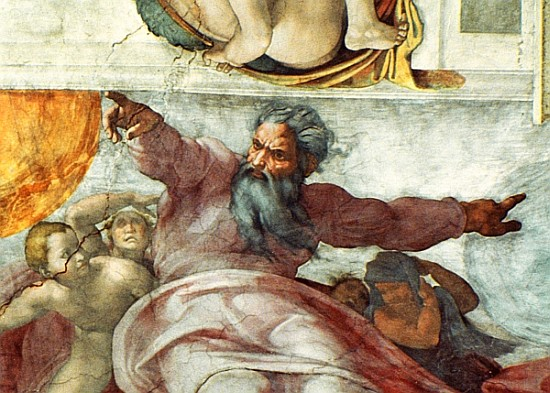 an analysis of michelangelos sistine chapel New discoveries of the golden ratio in michelangelo's sistine chapel artwork go far beyond those previously announced over two dozen uses of the golden ratio appear in the sistine chapel this expanded analysis led to the discovery of more than two dozen examples of the golden ratio.