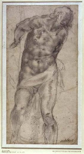 Figure Study (W.15a Pouncey catalogue 276)