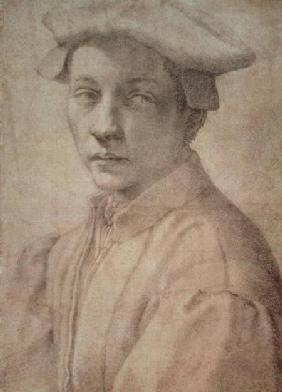 Portrait Study of a Young Boy