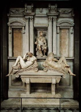 Tomb of Giuliano de' Medici
