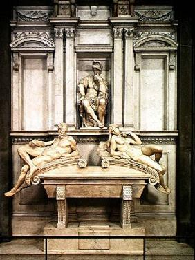 Tomb of Lorenzo de Medici (1449-92)