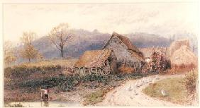 Landscape with a Farm