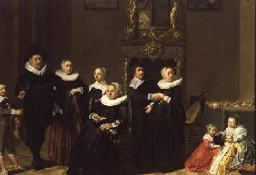Netherlandish School : The Family of a Stadhouder...