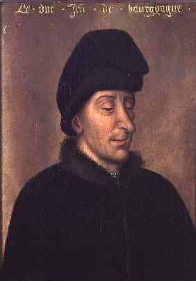 John the Fearless Duke of Burgundy (1371-1419)