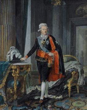 King Gustav III of Sweden (1746-92)