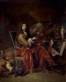 Charles Le Brun, first painter of the king