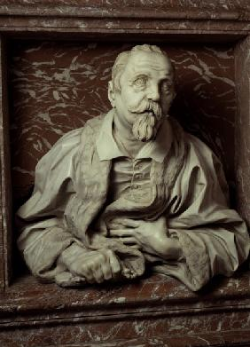 Bernini / Sculpture of Gabriello Fonseca
