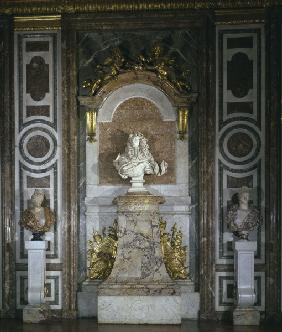 Bust of Louis XIV, by Bernini
