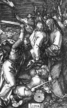 Christ s Arrest / Dürer / 1508