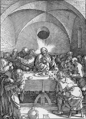Dürer / The Last Supper / Große Passion