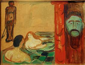 Jealousy in  the Bath