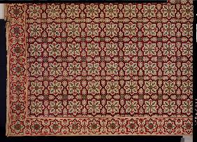 Floorcover, Turkish, early 16th century