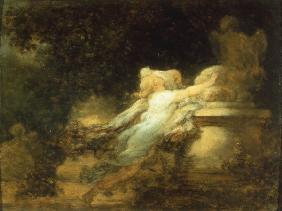 Fragonard / The Vow of Love