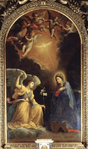 G.Reni / Annunciation to Mary