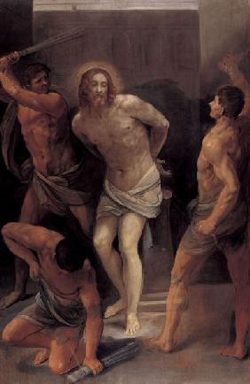 G.Reni / Flagellation / Paint./ c.1640