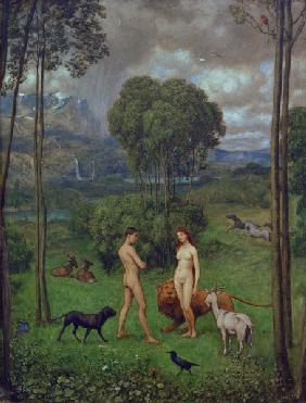 H.Thoma, In the Garden of Eden