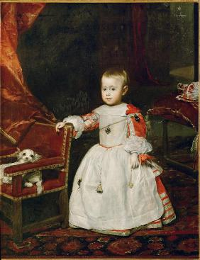 Infant Philipp Prosper
