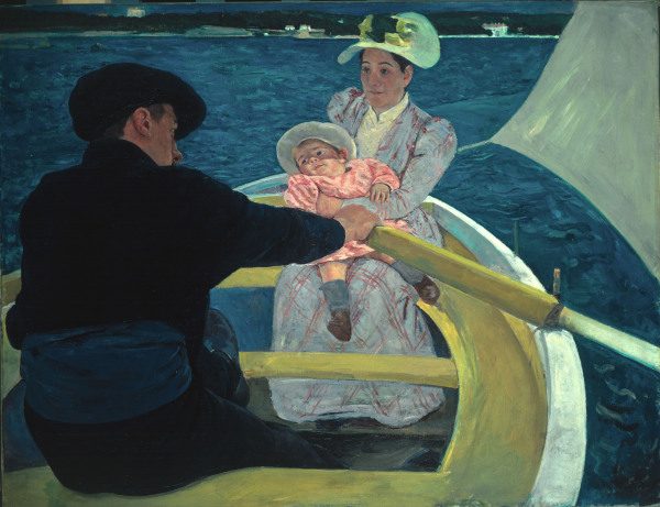 analysis the boating party by mary cassatt Get an answer for 'how might one best interpret and/or describe mary cassatt's painting the boating party' and find homework help for other arts questions at enotes.