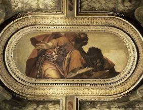 Mark the Evangelist / Veronese / 1555