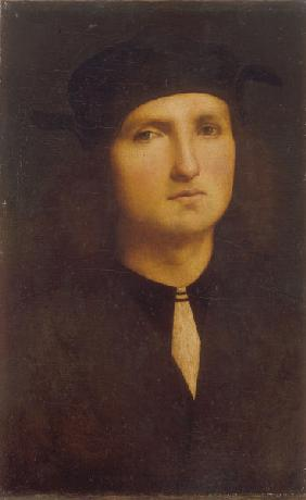 Perugino / Portrait of a Young Man