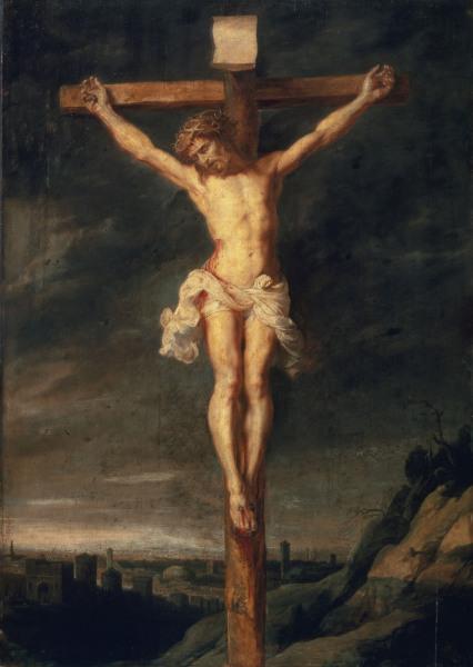 Christ on the Cross On The Cross