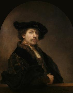 Rembrandt / Self-Portrait / London