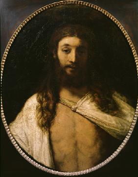 Rembrandt, The Risen Christ / 1661