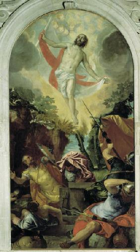 Resurrection of Christ / Veronese