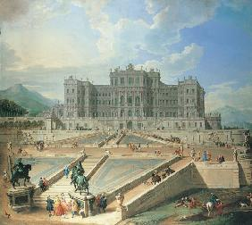 Rivoli, Castle / Paint.by Pannini / C18