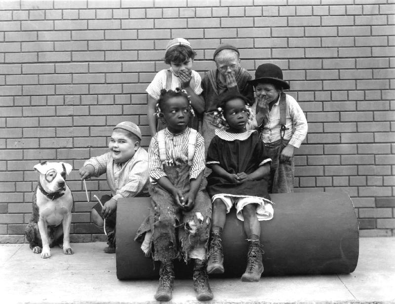Little Rascals Our Gang  Photo Print 14 x 11/""