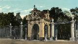 St.Petersburg, Summer Garden, entrance